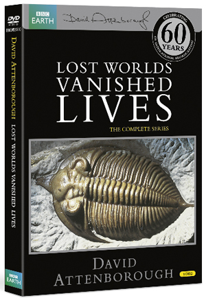David Attenborough: Lost Worlds Vanished Lives - The Complete... (1989) (Retail / Rental)