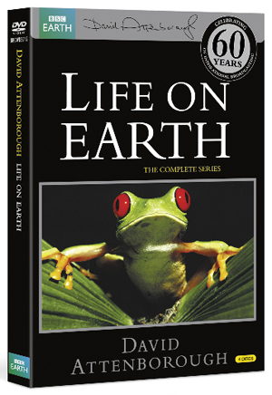David Attenborough: Life On Earth - The Complete Series (1979) (Retail / Rental)