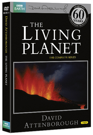David Attenborough: The Living Planet - The Complete Series (1984) (Retail / Rental)