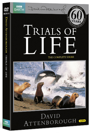 David Attenborough: Trials of Life - The Complete Series (1990) (Retail / Rental)