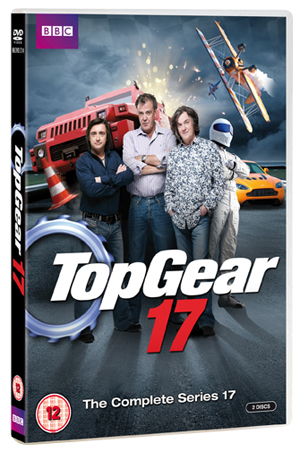 Top Gear: Series 17 (2011) (Retail / Rental)