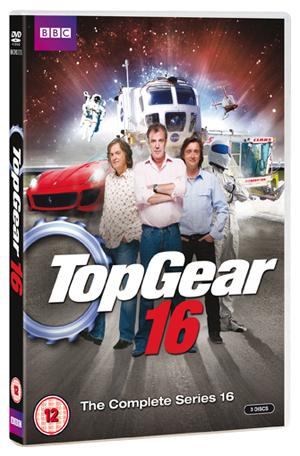 Top Gear: Series 16 (2011) (Retail / Rental)