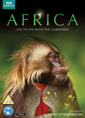 Africa (2012) (Retail / Rental)