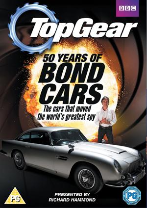 Top Gear: 50 Years of Bond Cars (2012) (Retail / Rental)