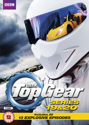 Top Gear: Series 19 and 20 (2013) (Retail / Rental)