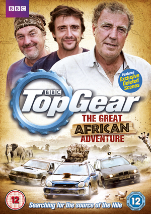 Top Gear: The Great African Adventure (2013) (Retail / Rental)