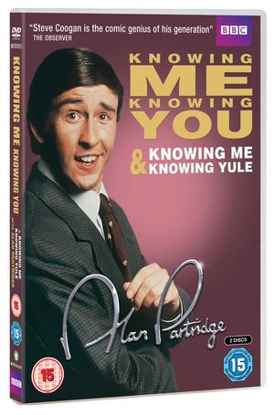 Knowing Me, Knowing You/Knowing Me, Knowing Yule With Alan... (1995) (Retail / Rental)