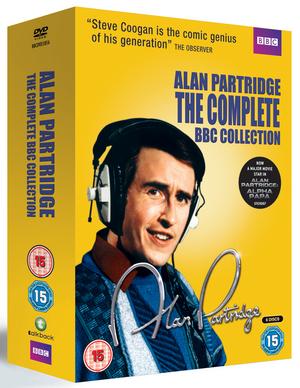 Alan Partridge: Complete Collection (2003) (Box Set) (Retail / Rental)