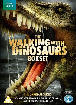 The Big Dinosaur Box (2004) (Box Set) (Retail Only)