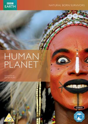 Human Planet (hmv Exclusive) (2011) (Box Set) (Retail Only)