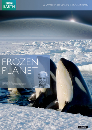 Frozen Planet (hmv Exclusive) (2011) (Retail Only)