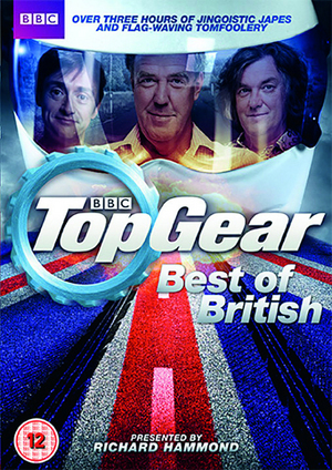 Top Gear: Best of British (2014) (Retail / Rental)