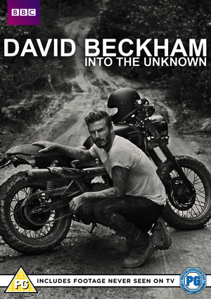 David Beckham Into the Unknown (2014) (Retail / Rental)