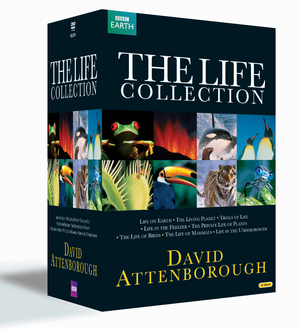 David Attenborough: The Life Collection (2002) (Box Set) (Retail / Rental)