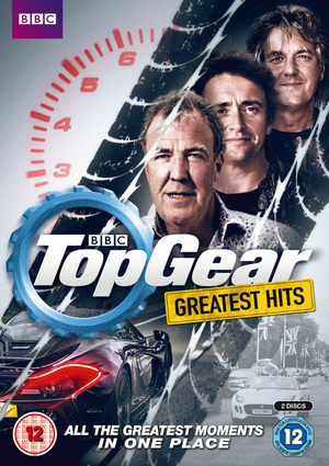 Top Gear: Greatest Hits (2015) (Retail / Rental)