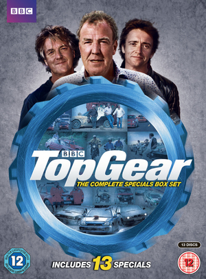 Top Gear: The Complete Specials (2015) (Box Set) (Retail / Rental)