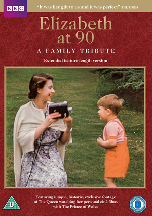 Elizabeth at 90 - A Family Tribute (2016) (Retail / Rental)