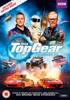 Top Gear: Series 23 (2016) (Retail / Rental)