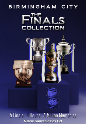 Birmingham City FC: The Finals Collection (2013) (Retail / Rental)