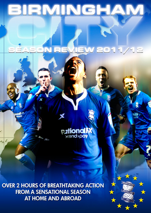 Birmingham City FC: Season Review 2011/2012 (2012) (Retail / Rental)