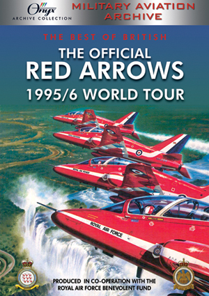 The Best of British - The Official Red Arrows 1995/96 World Tour (1996) (Retail / Rental)