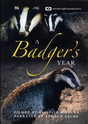 A Badger's Year (Retail / Rental)