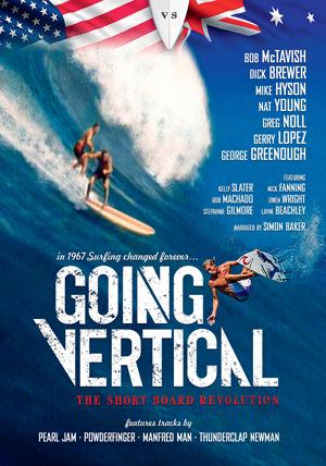 Going Vertical - The Short Board Revolution (2010) (Retail / Rental)