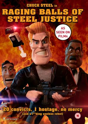 Raging Balls of Steel Justice (2013) (Retail / Rental)