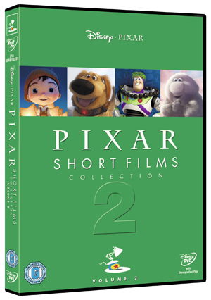 Pixar Shorts Films Collection: Volume 2 (2012) (Irish Version) (Deleted)