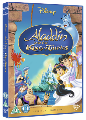 Aladdin and the King of Thieves (1996) (Limited Edition) (Deleted)