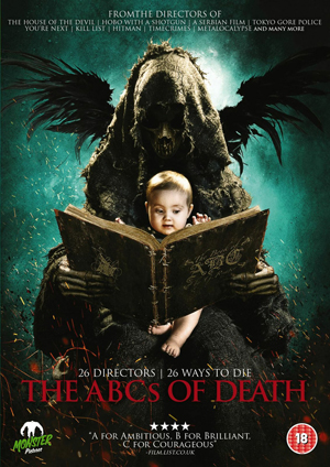 The ABCs of Death (2012) (Retail / Rental)