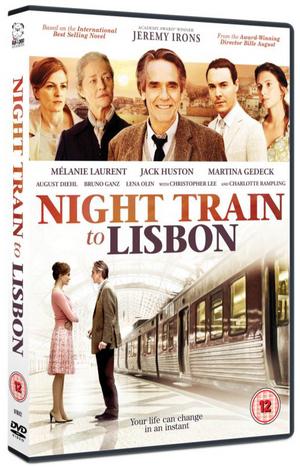 Night Train to Lisbon (2013) (Retail / Rental)