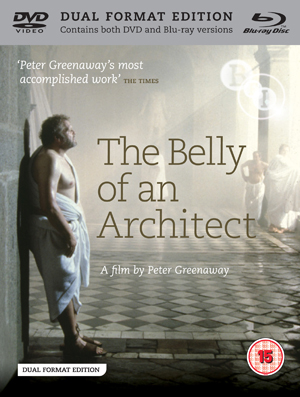 The Belly of an Architect (1987) (with Blu-ray - Double Play) (Retail / Rental)