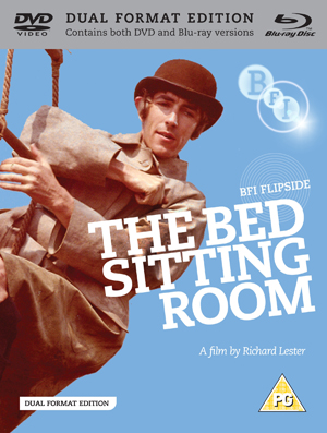 The Bed Sitting Room (1969) (with Blu-ray - Double Play) (Retail / Rental)