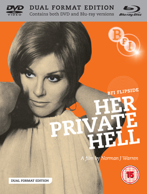 Her Private Hell (1968) (with Blu-ray - Double Play) (Retail / Rental)
