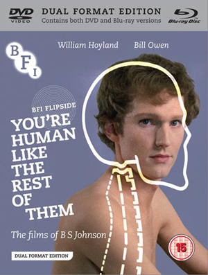You're Human Like the Rest of Them (1974) (Blu-ray) (with DVD - Double Play) (Retail / Rental)