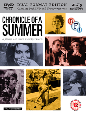 Chronicle of a Summer (1961) (with Blu-ray - Double Play) (Deleted)