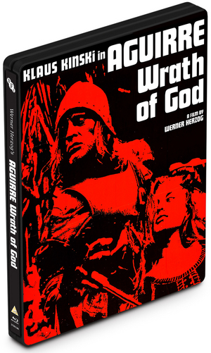 Aguirre, Wrath of God (1972) (Blu-ray) (Limited Edition Steelbook) (Retail Only)