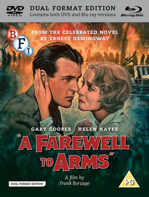 A Farewell to Arms (1932) (Blu-ray) (with DVD - Double Play) (Retail / Rental)