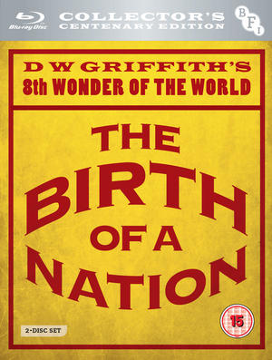 The Birth of a Nation (1915) (Blu-ray) (Collector's Edition) (Retail / Rental)