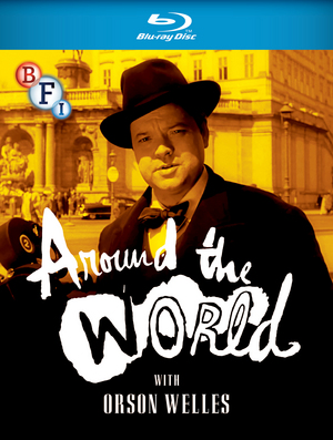 Around the World With Orson Welles (1955) (Blu-ray) (Retail / Rental)