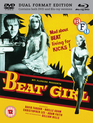 Beat Girl (1960) (Blu-ray) (with DVD - Double Play) (Retail / Rental)