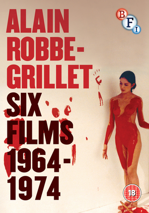 Alain Robbe-Grillet: Six Films 1964-1974 (1974) (Box Set) (Retail / Rental)