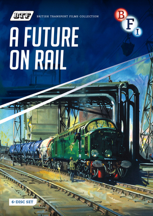 British Transport Films Collection: A Future On Rail (1980) (Box Set) (Retail / Rental)