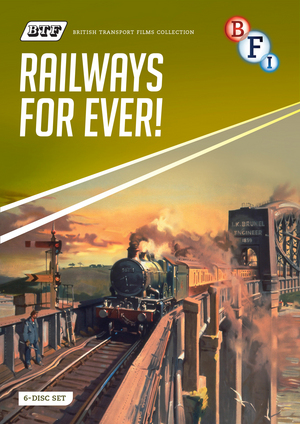 British Transport Films Collection: Railways for Ever! (1980) (Box Set) (Retail / Rental)