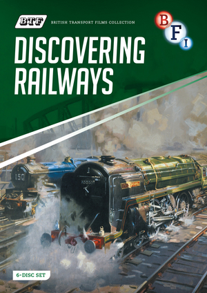 British Transport Films Collection: Discovering Railways (1983) (Box Set) (Retail / Rental)