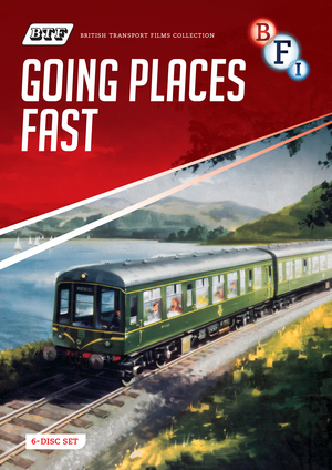 British Transport Films Collection: Going Places Fast (1983) (Box Set) (Retail / Rental)