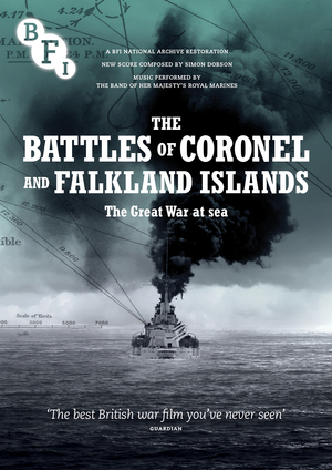 The Battles of Coronel and Falkland Islands (1927) (Retail / Rental)