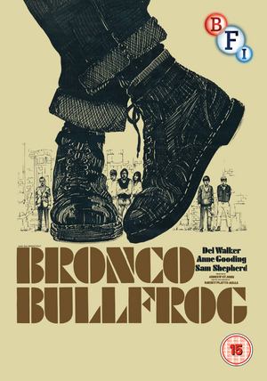 Bronco Bullfrog (1969) (Retail / Rental)
