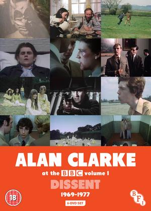 Alan Clarke at the BBC: Volume 1 - Dissent 1969-1977 (1977) (Box Set) (Retail / Rental)